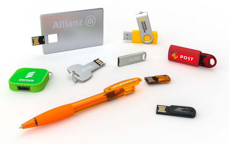 Which flash drive design should I choose