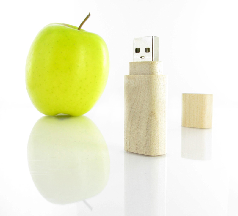 nature USB flash drive