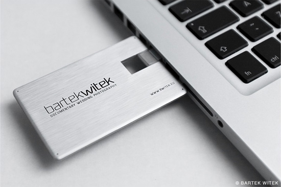image of USB Business Card for photographer