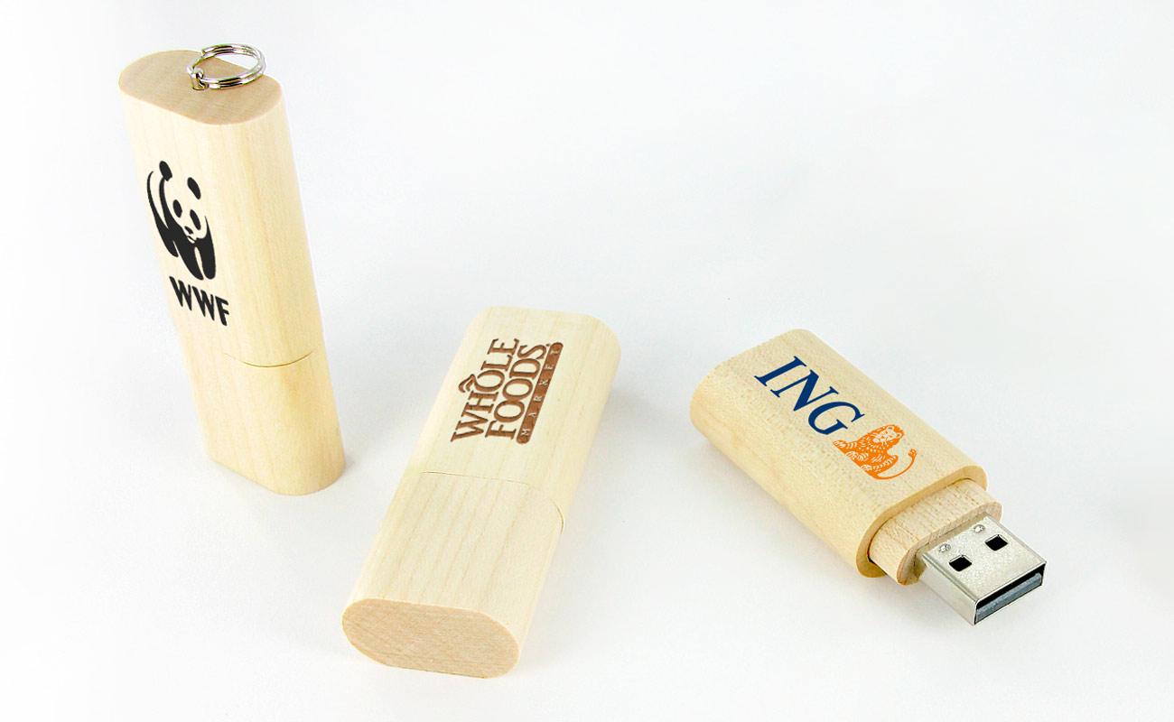 The Nature USB Model